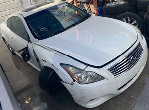 2008 - 2015 INFINITI G37 Q60 COUPE ALL PARTS OUT! for Sale in Fort Lauderdale, FL