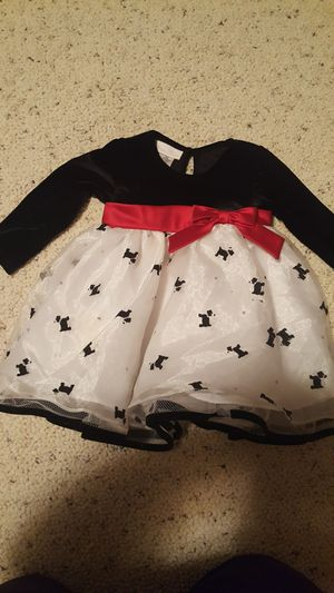 Baby girl dress 12 months for Sale in Anoka, MN