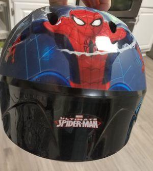 Bike Helmet, Toddler-Sized, Spiderman for Sale in Rock Island, IL