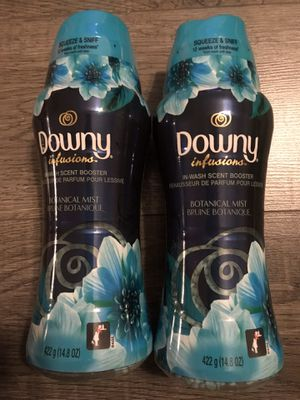 Downy infusions botanical mist 14.8 oz $7 each for Sale in San Bernardino, CA
