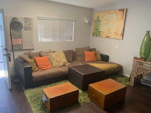 Living room set or individual sold for Sale in San Diego, CA