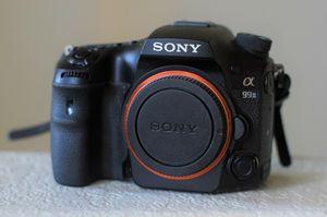 Sony Alpha A99 II 42.4MP Digital SLR Camera body dslr - FIRM PRICE for Sale in Anaheim, CA