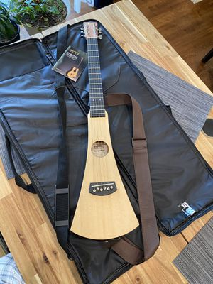 Martin&Co steel string travel guitar. Like new! for Sale in Thornton, CO
