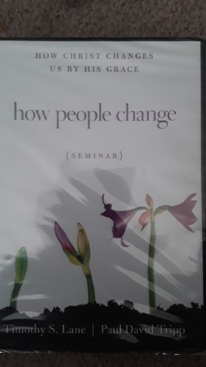 How people change seminar DVD brand new for Sale in Greensboro, NC