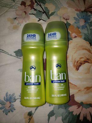 Ban desodorante for Sale in Silver Spring, MD