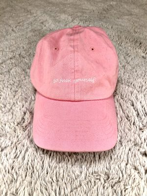 Go F*ck Yourself Pink Hat for Sale in San Diego, CA