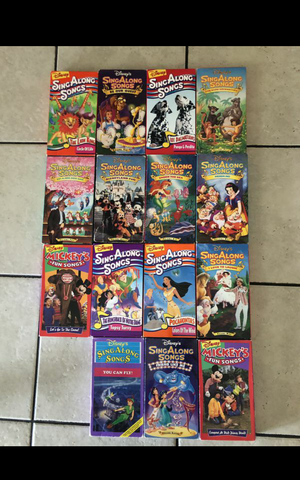 Disney vhs for Sale in Paramount, CA