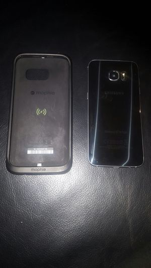 Samsung Galaxy S7 edge with mophie for Sale in Portland, OR