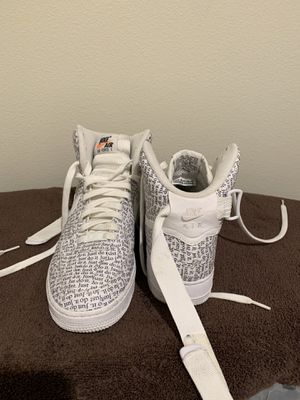 Air Force One Jordans 9.5 Mens for Sale in Long Beach, CA