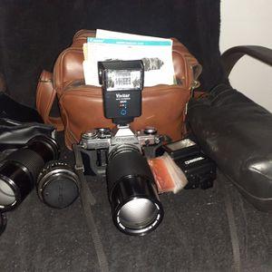 Canon AE-1 for Sale in Miami, FL