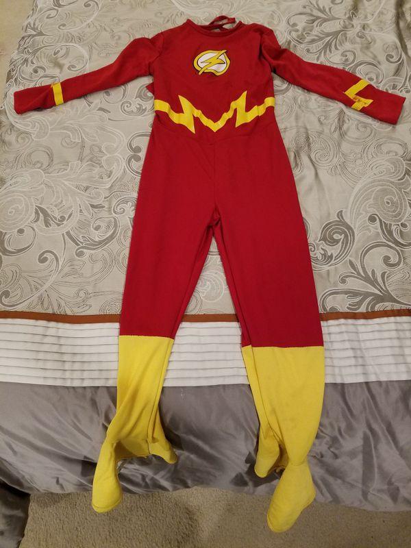 Flash Halloween Costume
