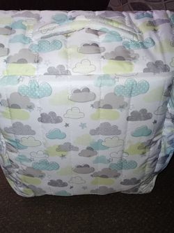 Portable/ Travel Bassinet with30 Newborn Diapers for Sale in Whittier,  CA