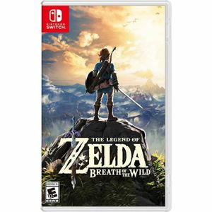 Zelda breath of the wild for Nintendo Switch for Sale in Industry, CA
