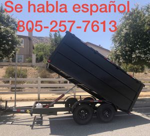 Dump trailer for Sale in Oceanside, CA
