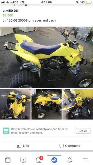 Ltr450 for Sale in Cranston, RI