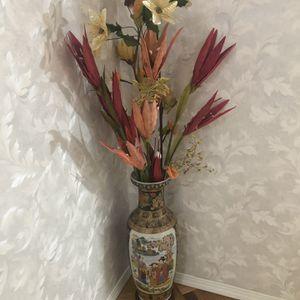 Oriental Vase For Sale for Sale in Bellevue, WA