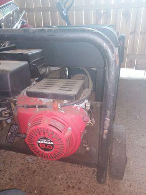 Honda powered generator for Sale in Louisville, KY