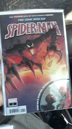 Free comic book day 2019 The Venom Epic Spiderman for Sale in Los Angeles, CA