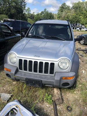 2004 Jeep Liberty part out for Sale in Providence, RI