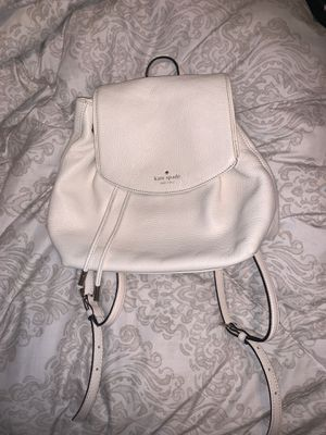 Leather Kate spade backpack for Sale in Madera, CA