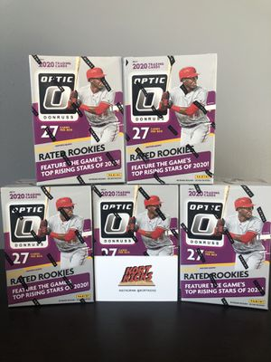 2020 Optic baseball Blaster Box for Sale in Akron, OH