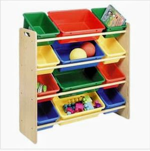 Kids toy rack with bins for Sale in Piedmont, CA