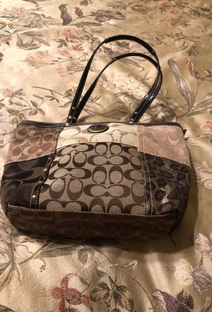 Authentic like new coach purse. Very beautiful for Sale in Antioch, CA