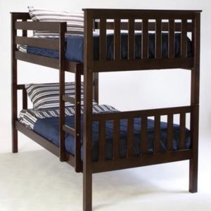 Brown Bunk Bed for Sale in Hialeah, FL