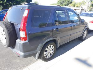 2006 Honda CRV Ex for Sale in Oakley, CA
