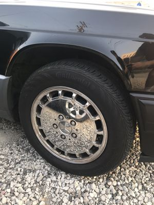 Mercedes Benz Chrome Rims for Sale in Los Angeles, CA