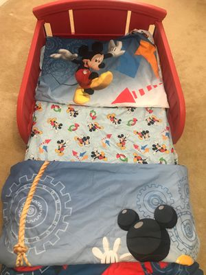 Micky Mouse bed Set for Sale in Tucker, GA