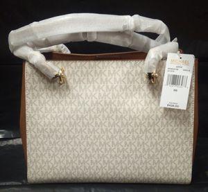 Michael Kors Vanilla 'Sofia' Leather Tote for Sale in Suisun City, CA