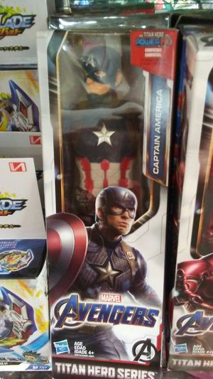 Captain america action figure for Sale in Anaheim, CA