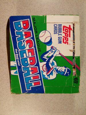 1987 topps baseball cards for Sale in Clovis, CA