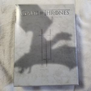 Game of Thrones complete 3rd Season for Sale in Seattle, WA