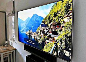 LG 60UF770V Smart TV for Sale in Lawrence, KS