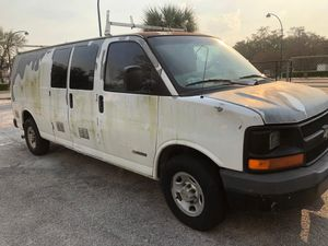 2003 chevy Express 3500 auto parts for Sale in Orlando, FL