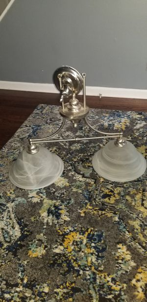 Hanging Light Fixture (25.5 L x 32.5 H) for Sale in Chicago, IL