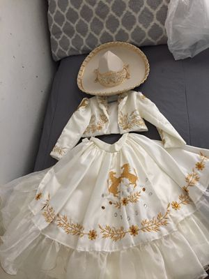 Mexican Mariachi's dress for Sale in Lake Worth, FL