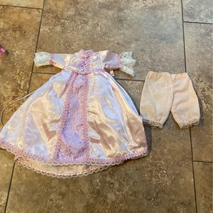 Unique Princess Gown For Doll for Sale in Scottsdale, AZ