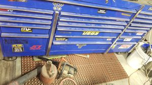 Snap on tool box full of tools for Sale in Modesto, CA