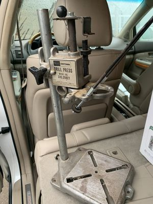 Vintage Craftsman Portable Drill Press Stand, Model 335.25927 Sears and Roebuck Simpsons for Sale in Pendleton, IN
