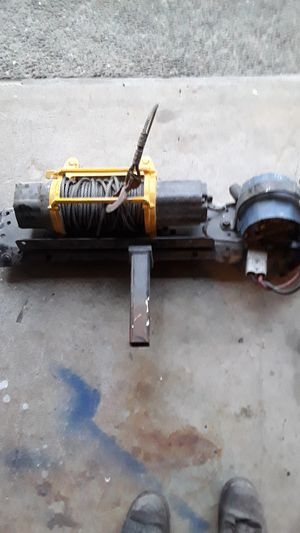 Winch for Sale in Federal Way, WA