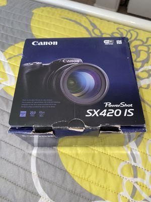Canon Powershot 420 camera for Sale in Phoenix, AZ