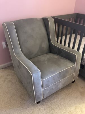 Baby Relax Abby Rocker Gray for Sale in Rockville, MD