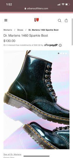 Dr. Martens 1460 Sparkle Boot for Sale in Alexandria,  VA