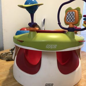 Mamas & Papas Baby Snug Seat - Booster Activity for Sale in Dallas, TX