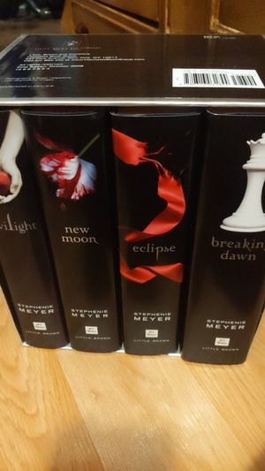 Twilight book collection for Sale in MONTGOMRY VLG, MD