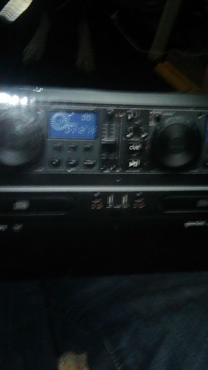gemini DJ equipment for Sale in Phoenix, AZ