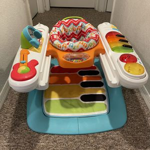 Fisher-Price 4-in-1 Step 'n Play Piano for Sale in Winter Garden, FL